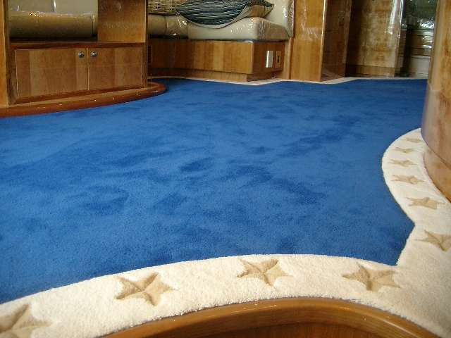 Luxury Yacht Carpet